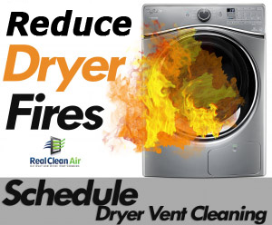 Dryer Vent Cleaning Montgomery Md Real Clean Air